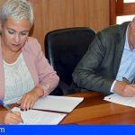 Las Palmas firma el protocolo `Viogen´ para las víctimas de violencia de género