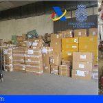 Intervienen 65.000 juguetes falsificados en Fuenlabrada