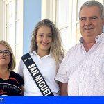 Ainoa Echevarría representará a San Miguel en el certamen Miss Sur