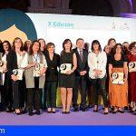 Guía de Isora | A3Ceres recoge el premio a la Innovación para las Mujeres Rurales