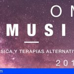 """Stgo. del Teide presenta """"Om-Music. Música y Terapias Alternativas 2019"""""""