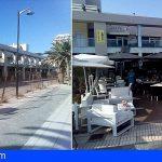 Arona | Empresarios ya no pueden más con la situación okupa del CC Los Tarajales