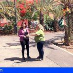 El PP de Arona apuesta por una actuación urgente en el parque de Las Rosas