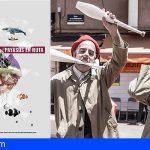 Clownbaret llega a Stgo. del Teide con unas Visitas de Narices, Espectáculos y Talleres