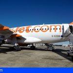 Tenerife recupera 230.000 plazas aéreas con la Península y Europa para este invierno