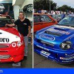 El Febrigar Car Car Sport en la Subida Icod-La Guancha con Félix y Juan Carlos Brito