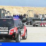 Unidades de Seguridad y Emergencia participarán en el desfile de la Fiesta Nacional