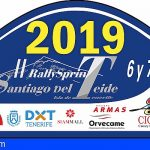 81 equipos conformarán la II Edición del RallySprint Santiago del Teide