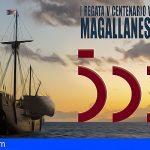 Santa Cruz de Tenerife celebra los 500 años de la travesía de Magallanes con una regata