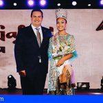Ankiriani Dariana Marcano Cartagena, Reina de las Fiestas Mayores de Arona