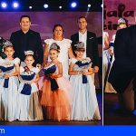Arona | Ayleen Acosta R. se proclama Reina Infantil de las Fiestas Mayores