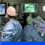 La Candelaria avanza en cirugía de glándula suprarrenal con el robot Da Vinci