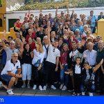Violeta Tour llevó a 77 sanmigueleros a Los Realejos
