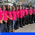 Los taxistas isoranos se suman al Día Internacional del cáncer de mama