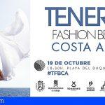 La Tenerife Fashion Beach Costa Adeje impulsa la causa solidaria 'Plastic Free'
