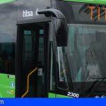 TITSA refuerza los trayectos a Candelaria con motivo del día de la patrona