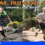 Cs Granadilla preguntará por qué no se ha celebrado la Trail Ruta del Gofio