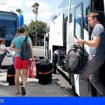 El Cabildo finaliza los traslados al Reina Sofía de los turistas afectados por Thomas Cook
