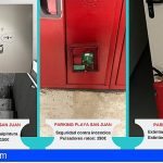 Guía de Isora inicia una campaña contra los actos vandálicos