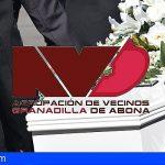 Agrupación de Vecinos Granadilla de Abona | Salas Velatorio, una promesa sin cumplir