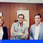 Santiago del Teide traslada a Krysten Martín la situación de la OMIC
