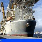 Las Palmas | Hidramar liderará las reparaciones en el buque Pacific Sta. Ana