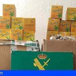 Bodega en Tegueste se dedicaba a la venta ilícita de infusiones de cannabis