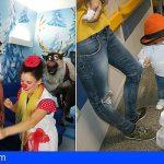 Niños hospitalizados de Tenerife disfrutan de los payasos de Clownbaret