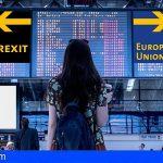 El turismo en canarias ante la quiebra de Thomas Cook  y la incertidumbre del Brexit