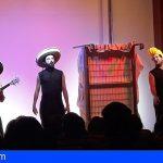 220 alumnos de Granadilla reflexionaron sobre la migración a través del teatro