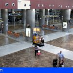 Los aeropuertos canarios registran 37,3 millones de pasajeros de enero a octubre
