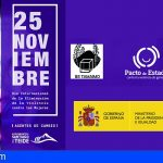 Stgo. del Teide presenta los actos para la Eliminación de la Violencia contra las Mujeres