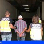 Detenido en Adeje por amenazar a diplomáticos y consulares griegos en España