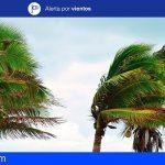 La Gomera, en alerta por fuertes vientos de hasta 100 km/h