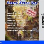 Arona Freak Day ¡Ciencia Ficción, aventuras e historia!