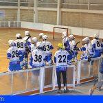 El Arona Guanches Hockey Club juega mañana contra el CH Castellón