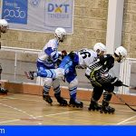 El Arona Guanches Hockey Club gana en casa el partido de la VI Jornada