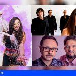 Tres grupos canarios actúan en el mercado de música más importante de Latinoamérica