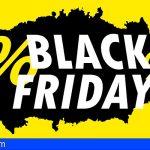 A los canarios no les interesan las ofertas online del Black Friday