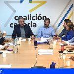 El Consejo de CC de Tenerife decidirá una posible investidura de Pedro Sánchez
