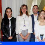 Guía de Isora | Carmen T. González toma posesión como nueva concejala de CC