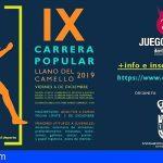 IX Carrera Popular Llano del Camello