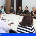 Arona celebró la X Comisión de Seguridad Escolar