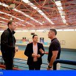 Arona renovará las cubiertas de los polideportivos de Los Cristianos y Las Galletas