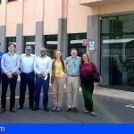 Una delegación de EEUU se interesa por la gestión del del agua de EMMASA