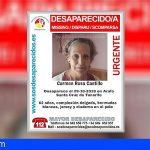 Un Policía Local de Arafo, franco de servicio, localizó en Güímar a la señora desaparecida el 29 de octubre