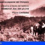 Santiago del Teide organiza la V Ruta Guiada de Los Volcanes