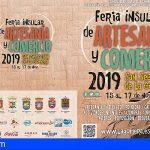 Más de 60 stands conforman la Feria de Artesanía de La Gomera