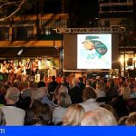 Folk Fest arranca en Arona a ritmo de grupos folclóricos municipales