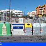 213 Islas Ecológicas facilitan la recogida selectiva de residuos en Arona